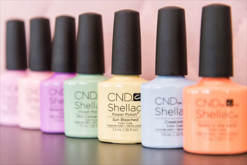 CND SHELLAC is dé innovatie van CND.